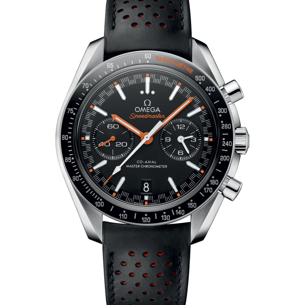 OMEGA Racing co-axial Master Chronometer Chronograph 44.25 mm